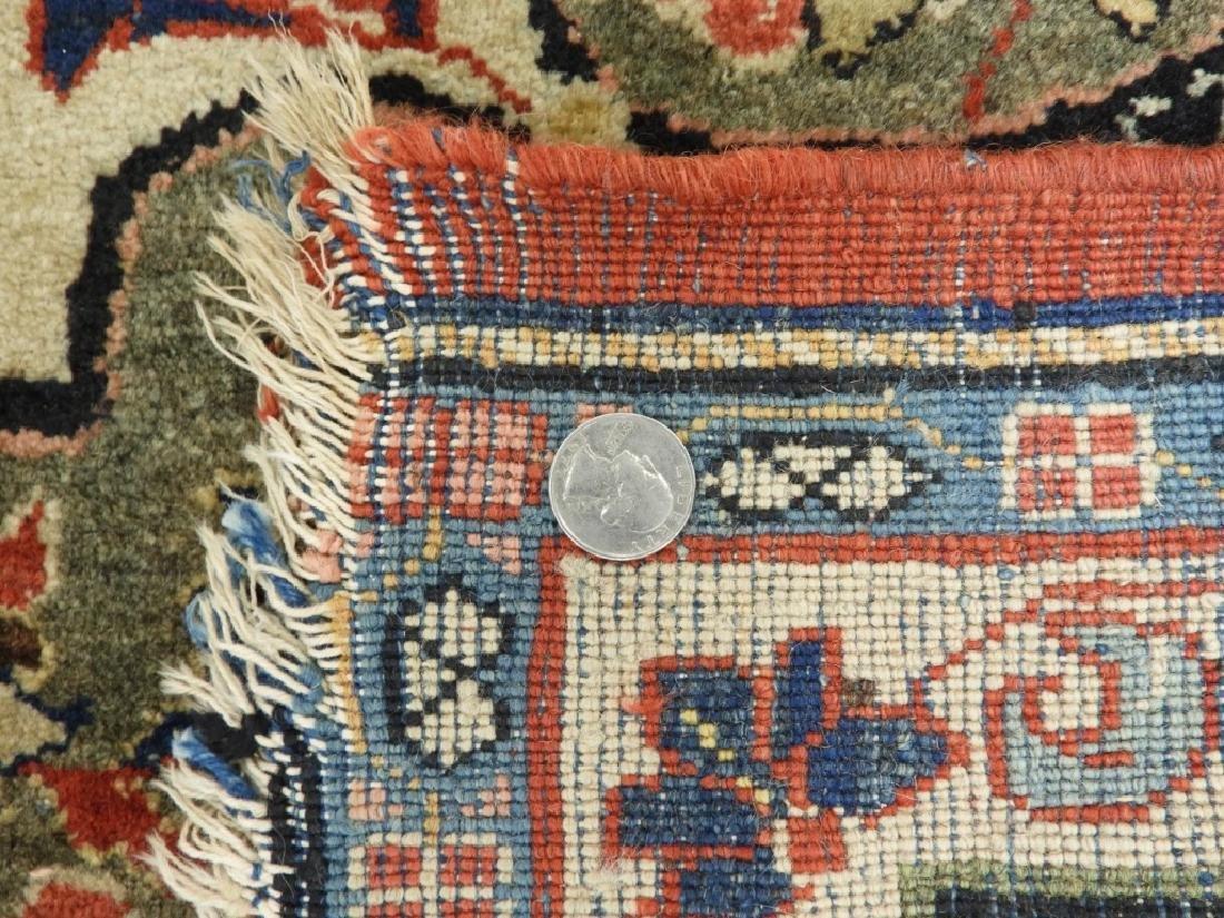 C.1900 Persian Room Sized Carpet - 7
