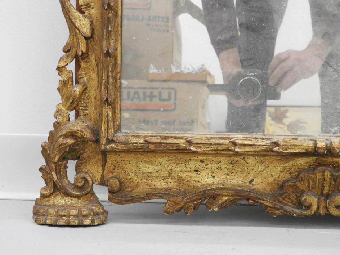 PR Italian Florentine Gilt Chinoiserie Mirror - 5