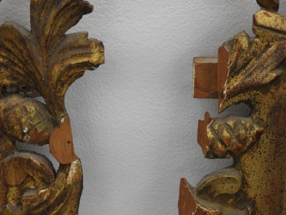 PR Italian Florentine Gilt Chinoiserie Mirror - 8