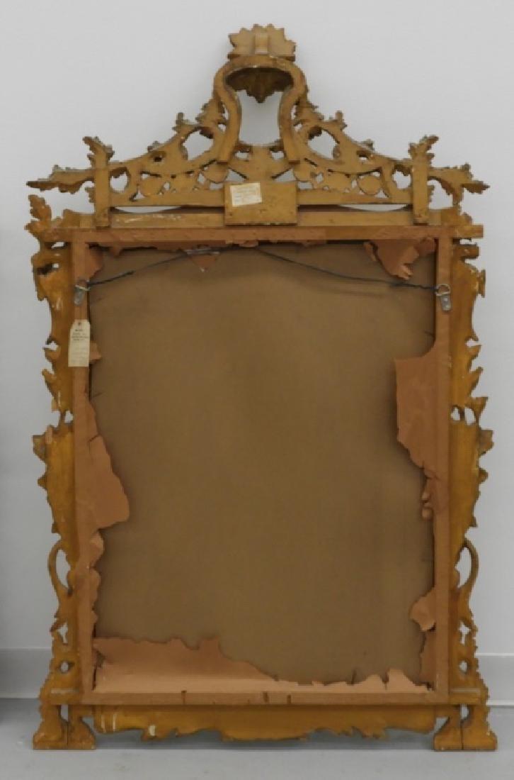 PR Italian Florentine Gilt Chinoiserie Mirror - 9