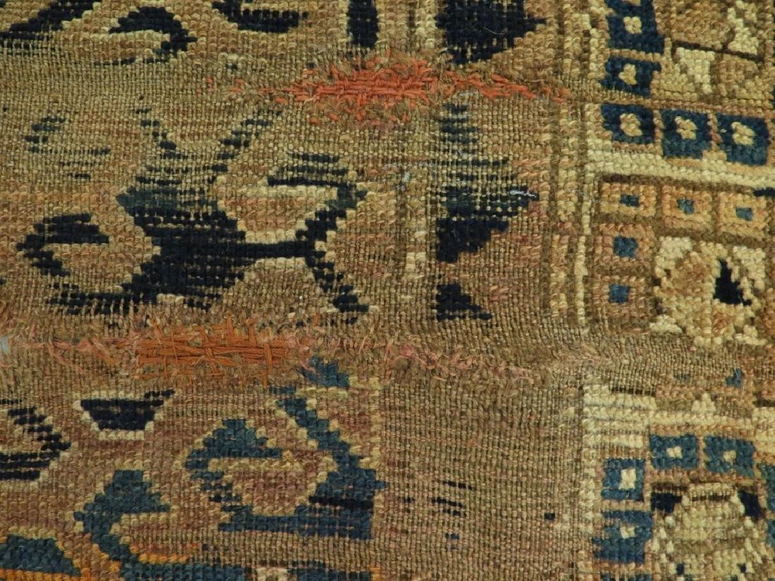 Middle Eastern Kurdish Borchalou Carpet Rug - 11