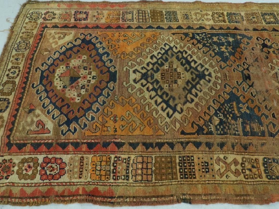 Middle Eastern Kurdish Borchalou Carpet Rug - 12