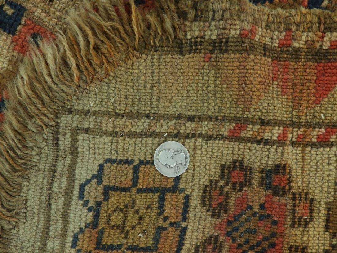Middle Eastern Kurdish Borchalou Carpet Rug - 13