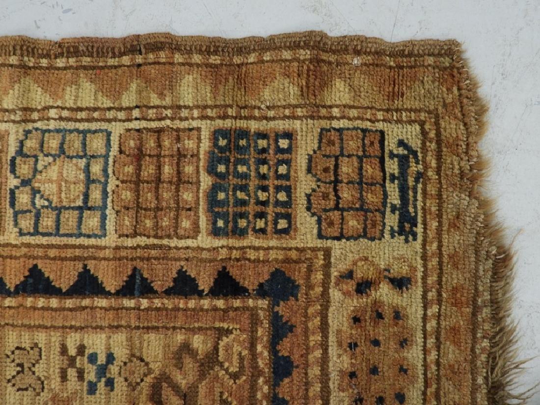 Middle Eastern Kurdish Borchalou Carpet Rug - 5