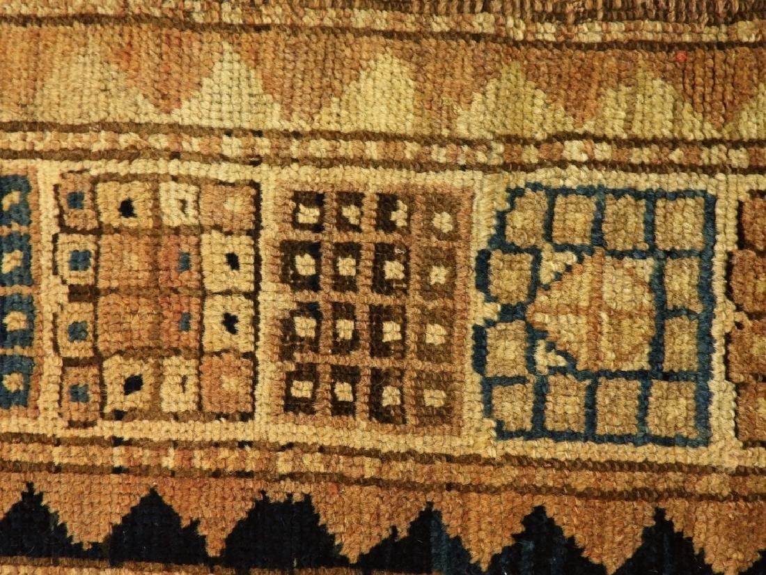 Middle Eastern Kurdish Borchalou Carpet Rug - 6