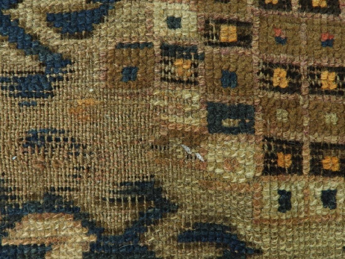 Middle Eastern Kurdish Borchalou Carpet Rug - 7