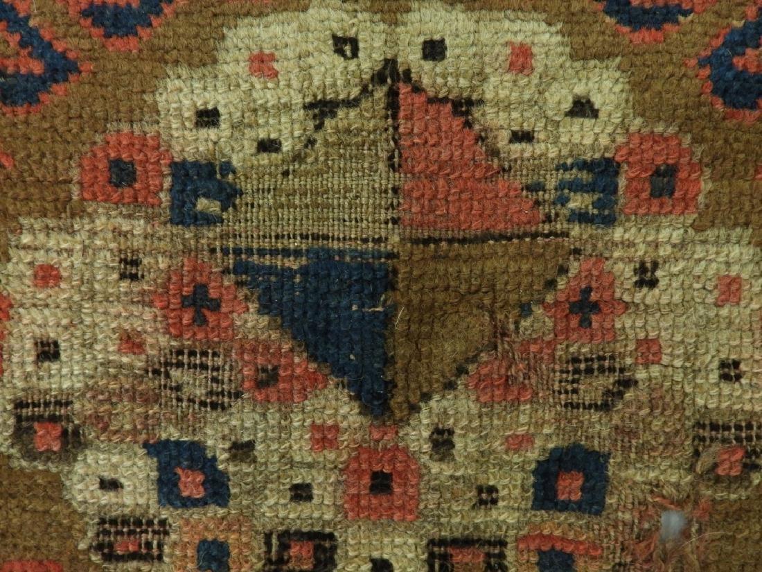 Middle Eastern Kurdish Borchalou Carpet Rug - 8