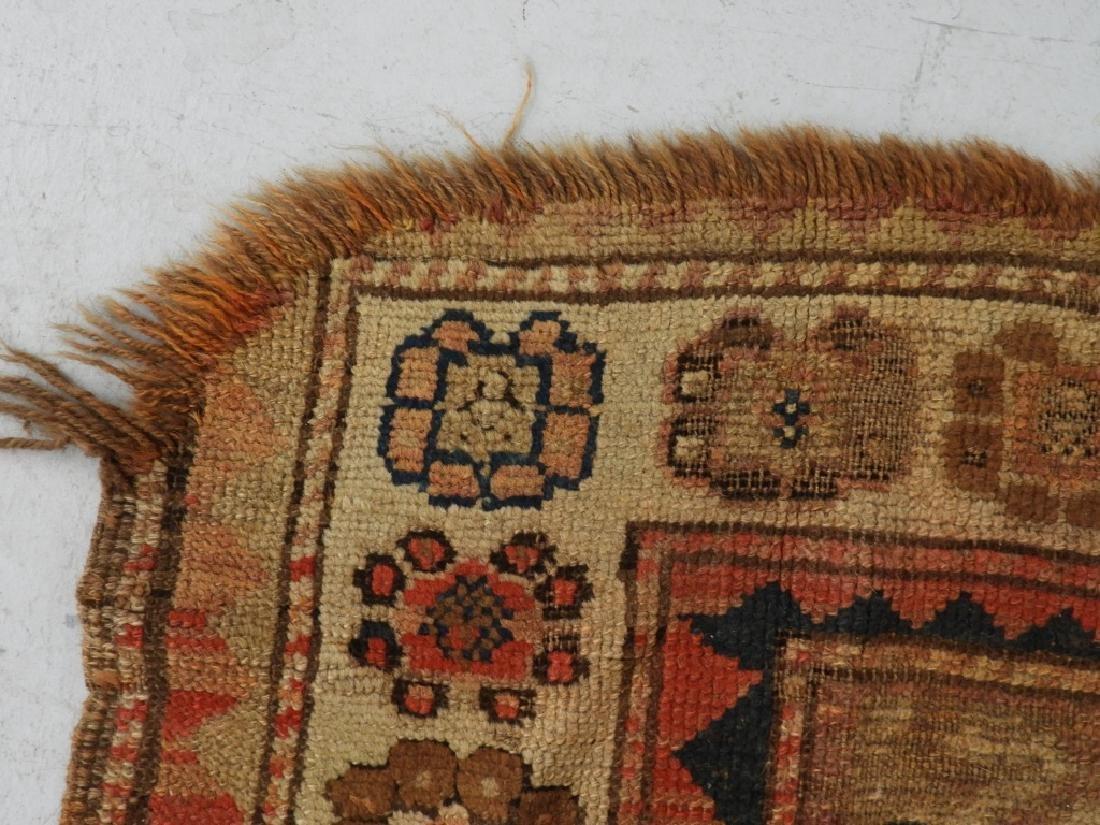 Middle Eastern Kurdish Borchalou Carpet Rug - 9