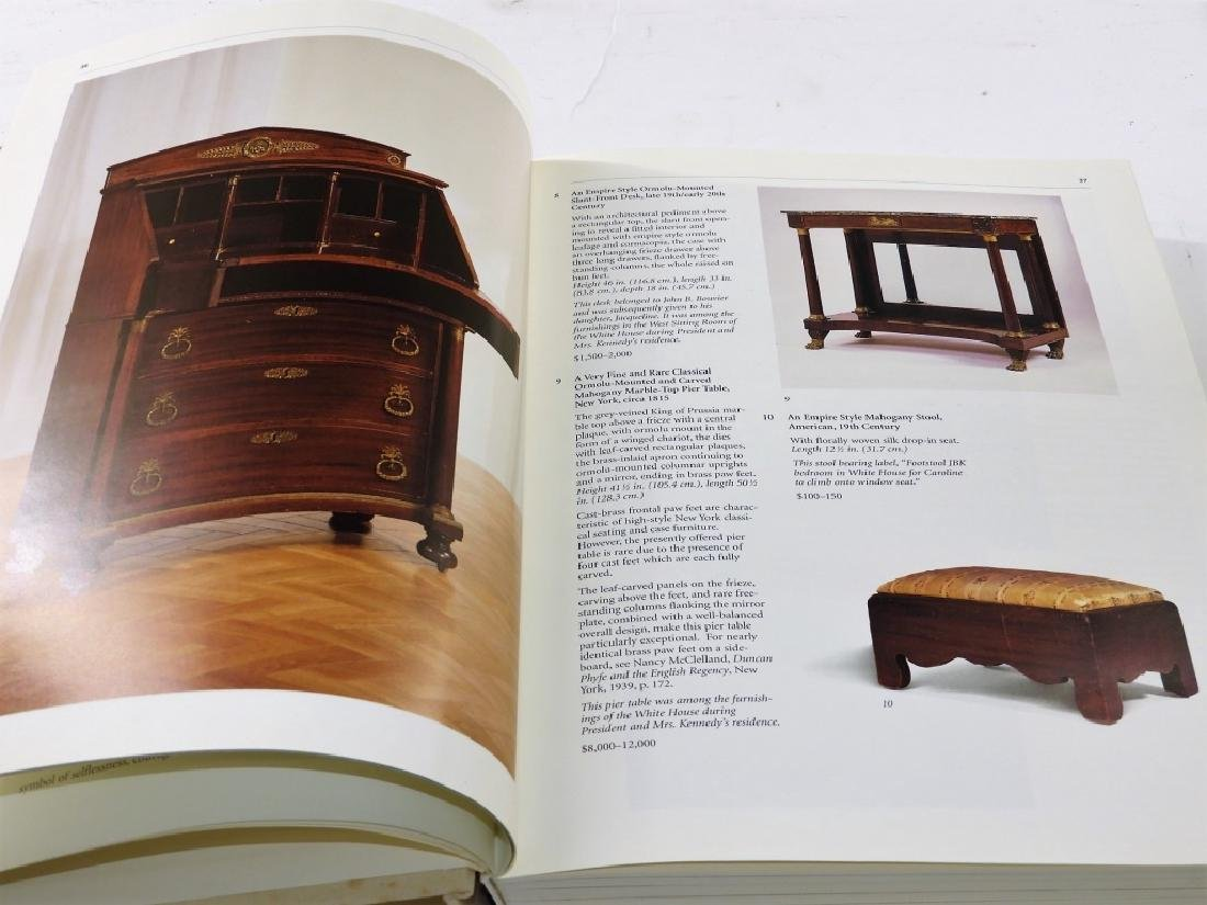 Jacqueline Kennedy Onassis Sothebys Sale Catalog - 5