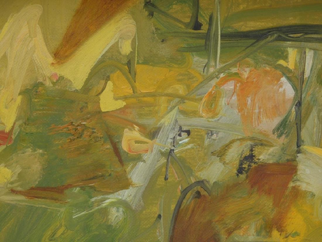 American Modern Abstract Landscape Painting - 2