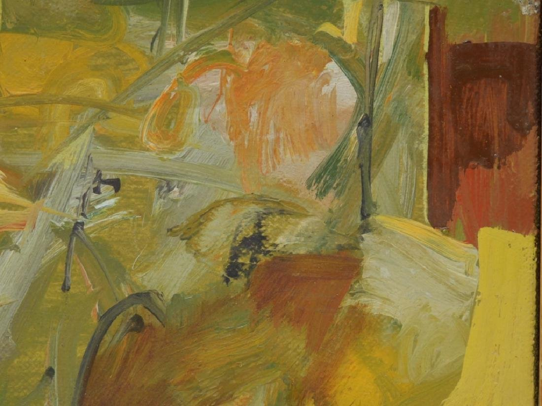 American Modern Abstract Landscape Painting - 3