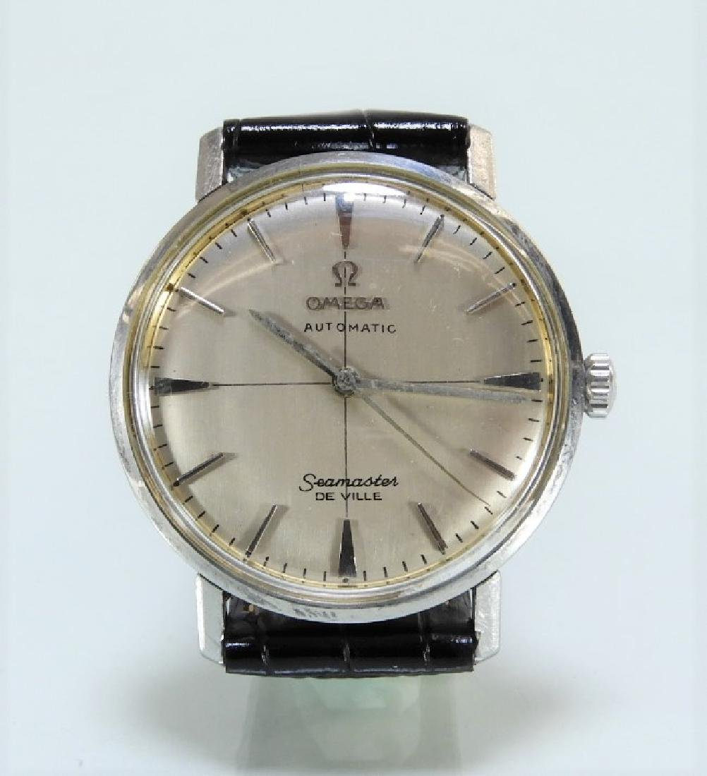 Omega Automatic Seamaster DeVille Men's Watch