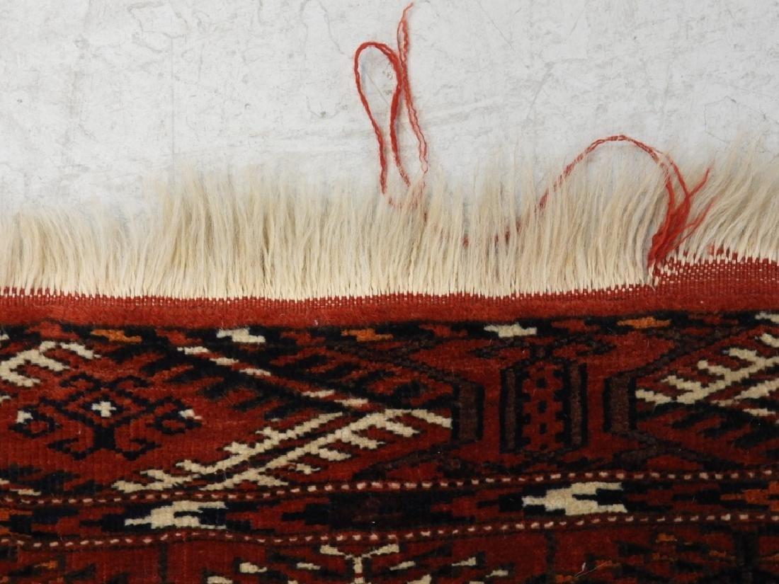 Oriental Bokhara Wool Carpet Rug - 6