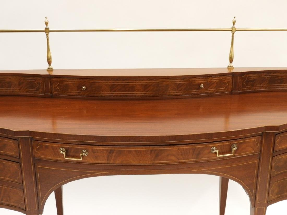 Baker Furniture Mahogany Federal Style Server - 2