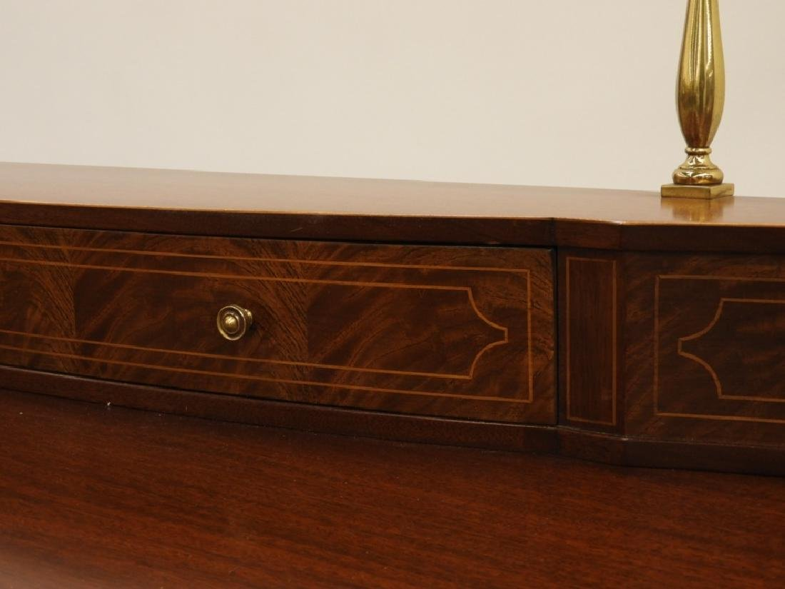 Baker Furniture Mahogany Federal Style Server - 5