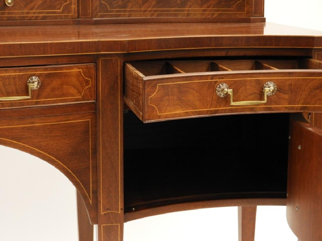 Baker Furniture Mahogany Federal Style Server - 8