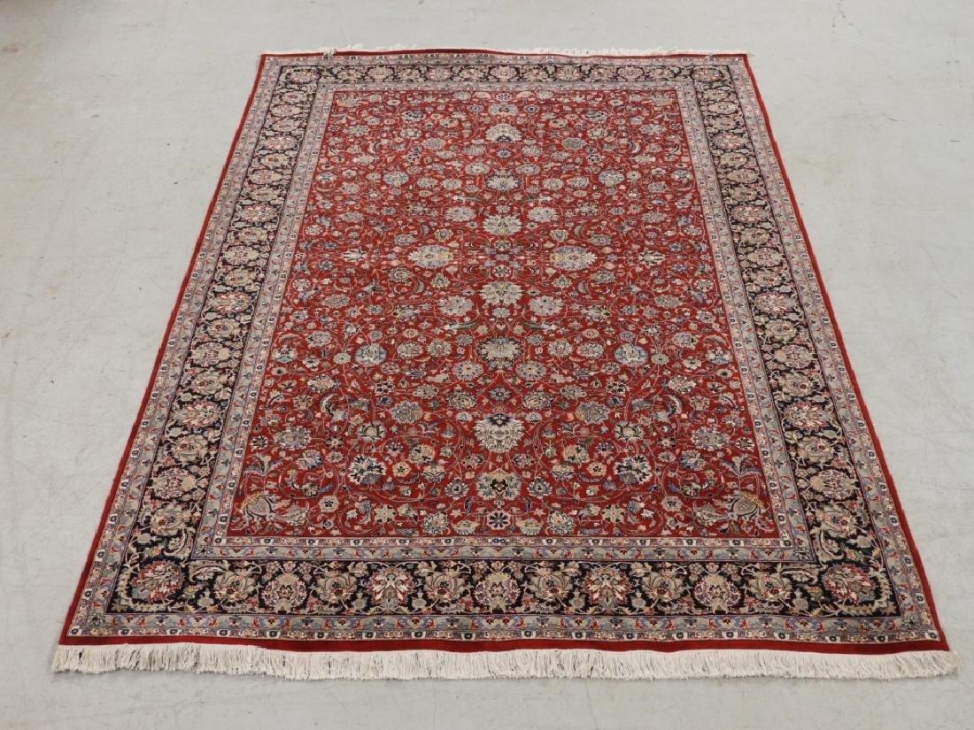 Fine Weave Persian Oriental Rug Carpet