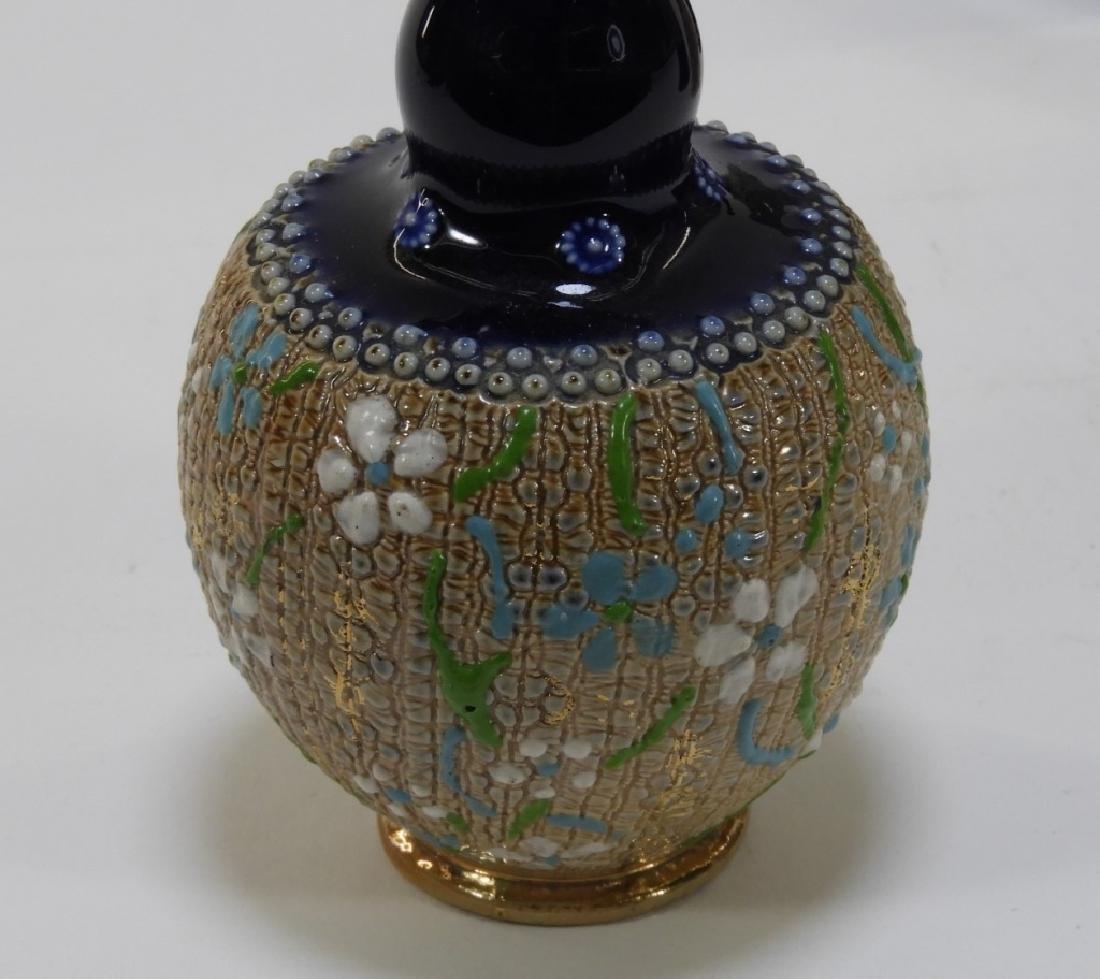 2PR Royal Doulton Chineware & Lambeth Vases - 5