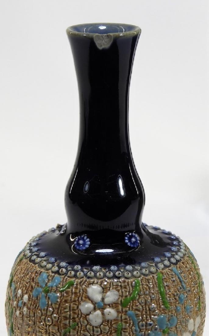 2PR Royal Doulton Chineware & Lambeth Vases - 6