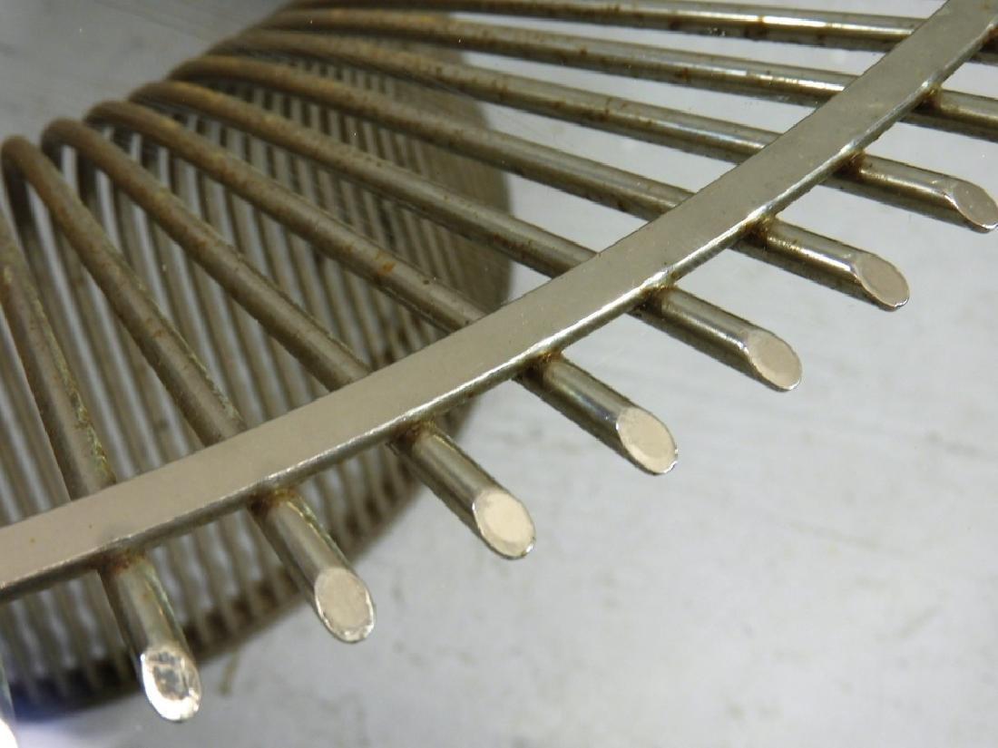 Warren Platner Steel Glass Coffee Table for Knoll - 3