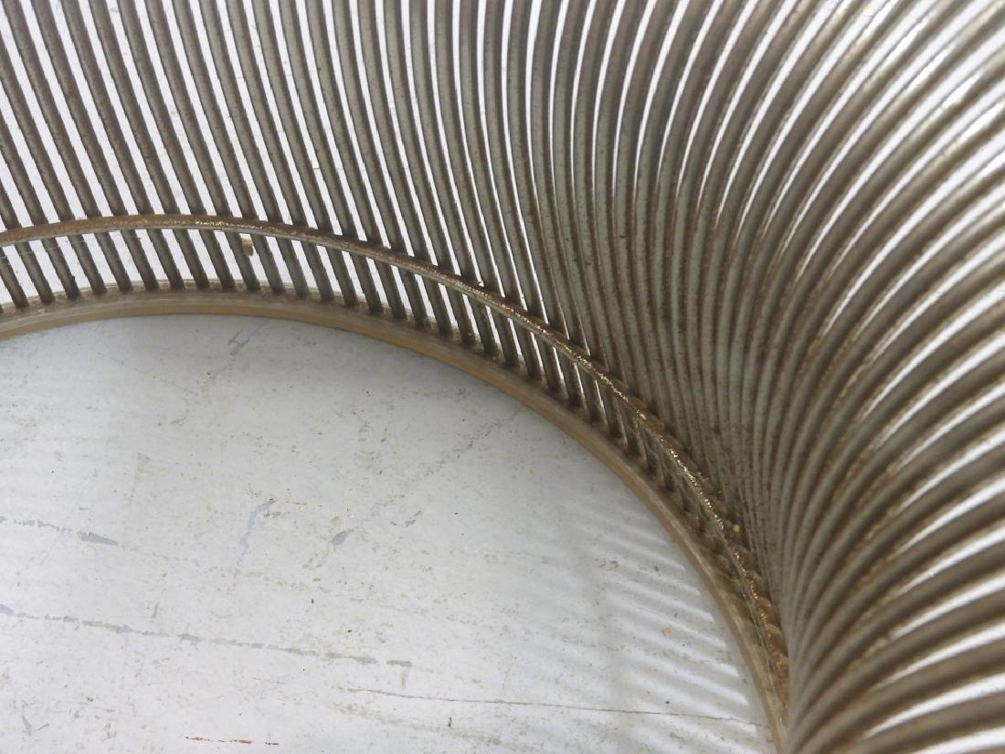 Warren Platner Steel Glass Coffee Table for Knoll - 6