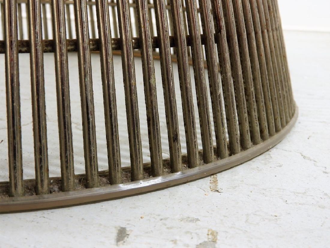 Warren Platner Steel Glass Coffee Table for Knoll - 7