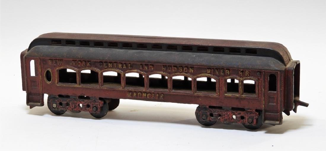 New York Central & Hudson Cast Iron Train Toy