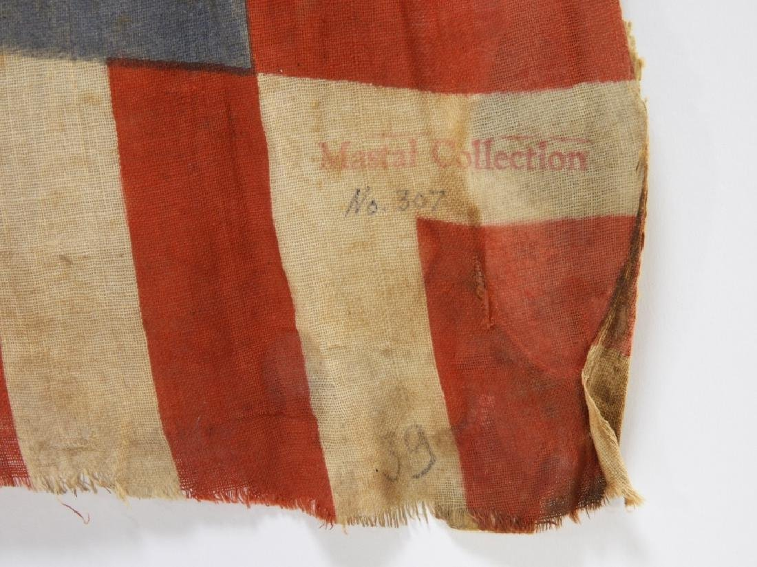 Presidential Election Harrison Handkerchief Flag - 5