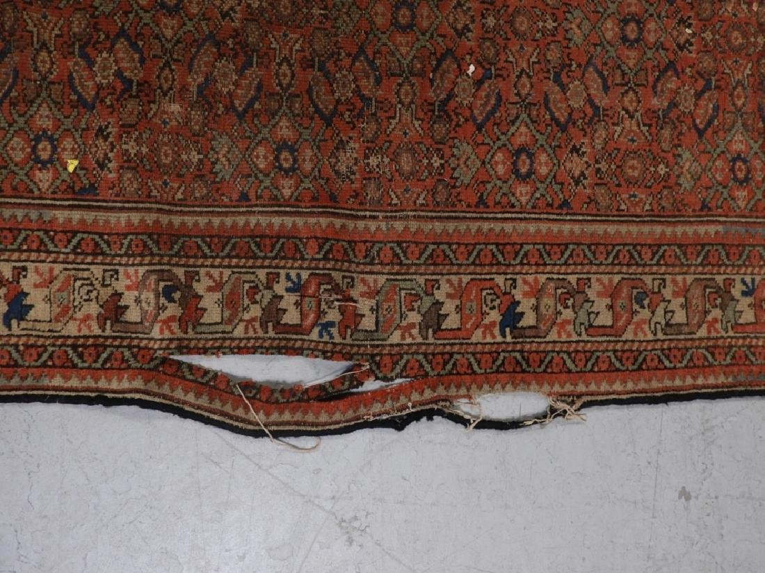 Persian Qum Wool Carpet Rug - 10