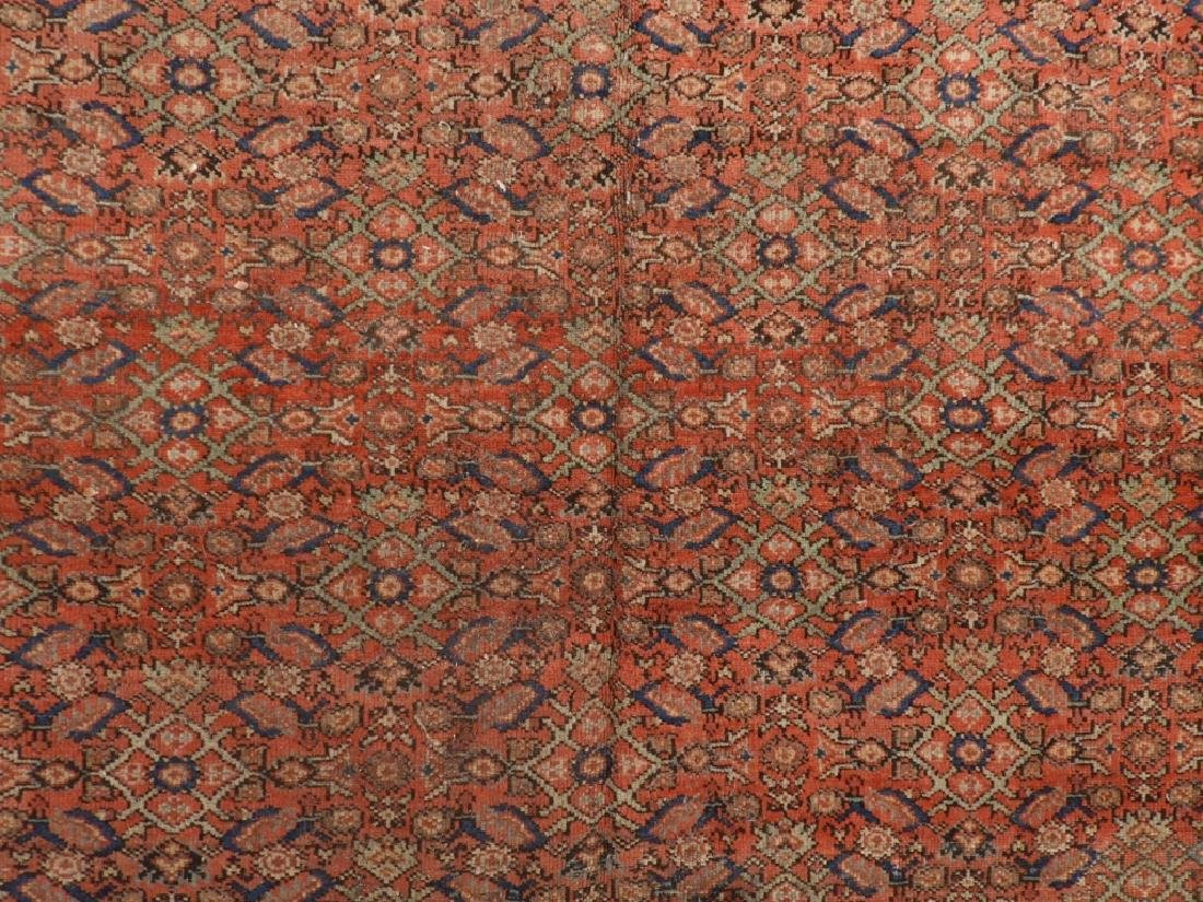 Persian Qum Wool Carpet Rug - 3