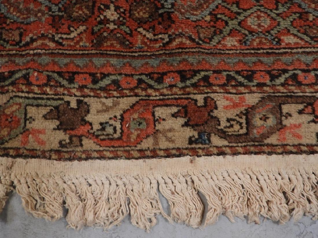Persian Qum Wool Carpet Rug - 5