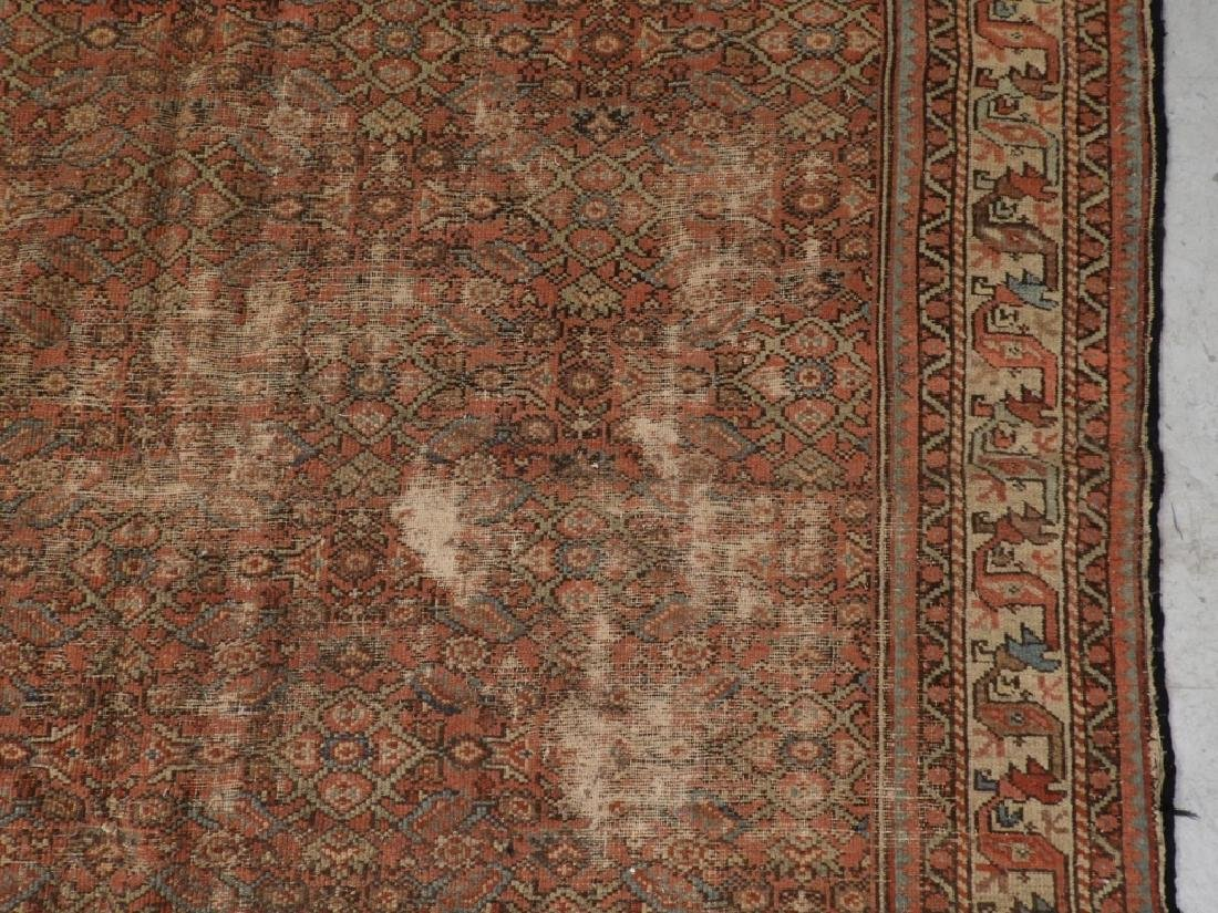 Persian Qum Wool Carpet Rug - 7