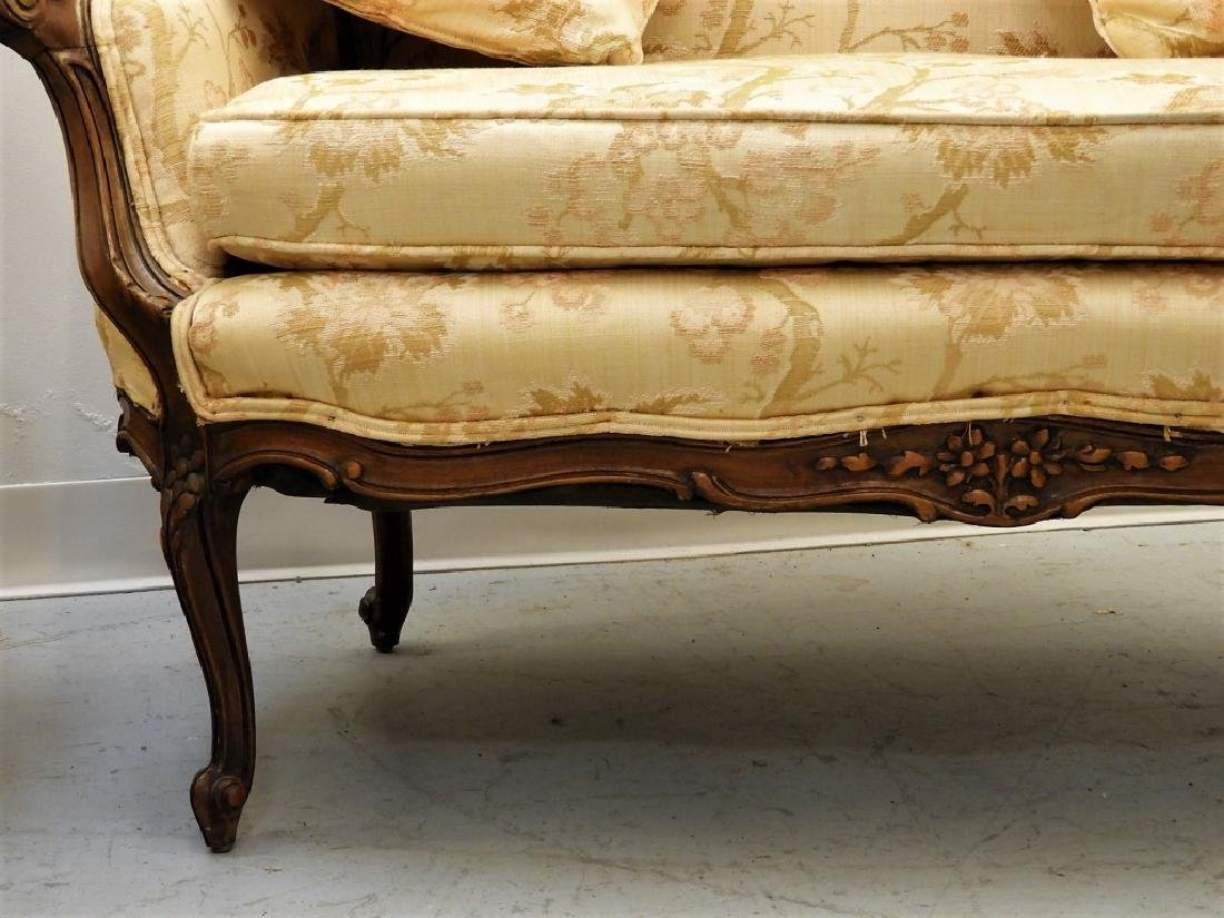 PR Louis XV Style Upholstered Canape Settees - 4