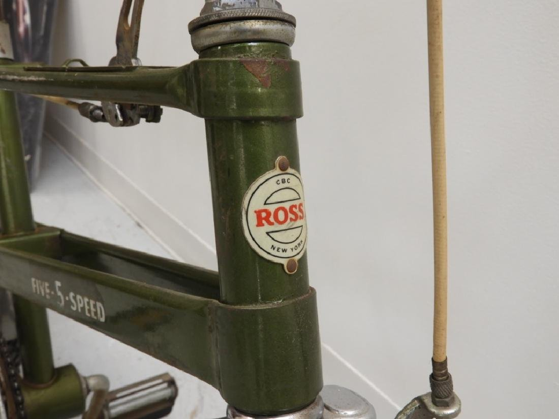 1970's Ross Apollo Five Speed Muscle Bicycle - 4