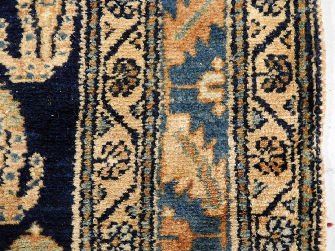 Antique Persian Bidjar Carpet Runner - 4