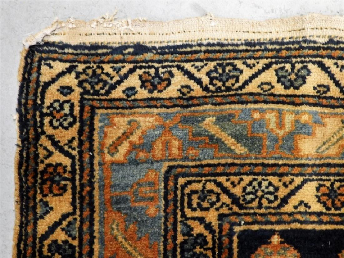 Antique Persian Bidjar Carpet Runner - 5