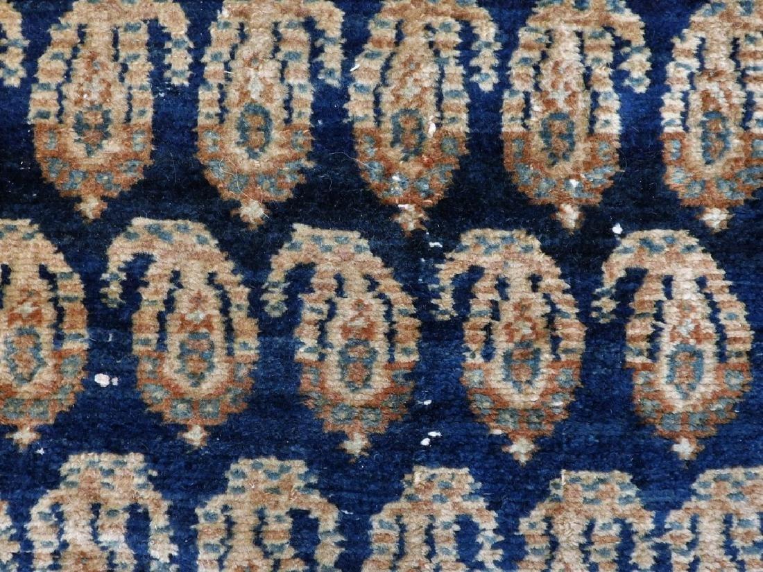 Antique Persian Bidjar Carpet Runner - 6