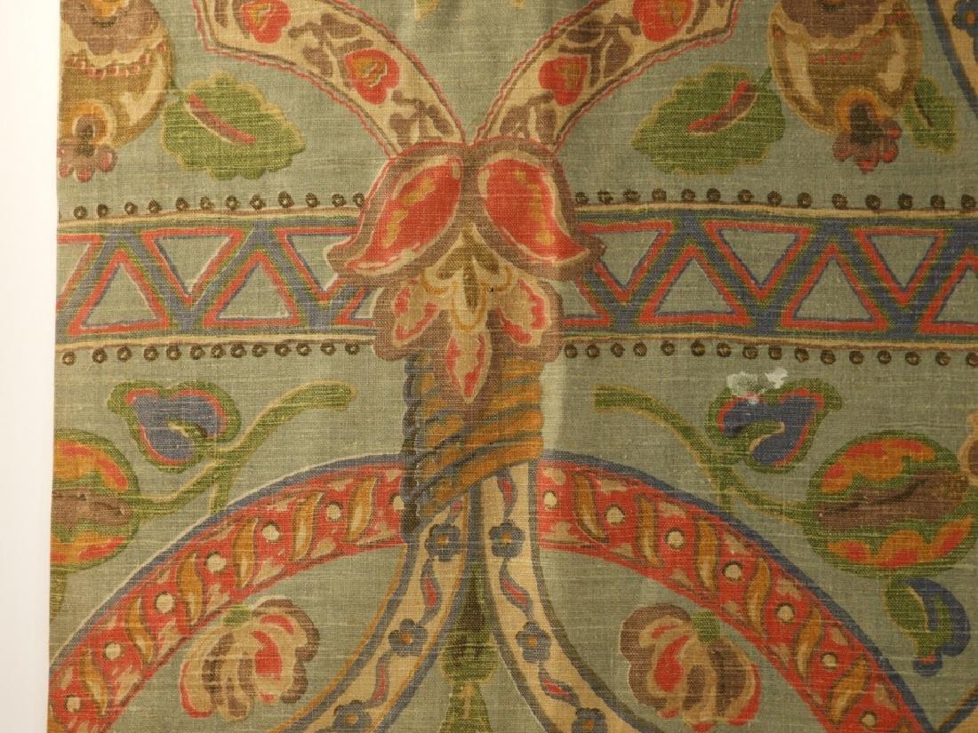 9 Vintage Design Rubidoux Fenway Linen Drapes - 2