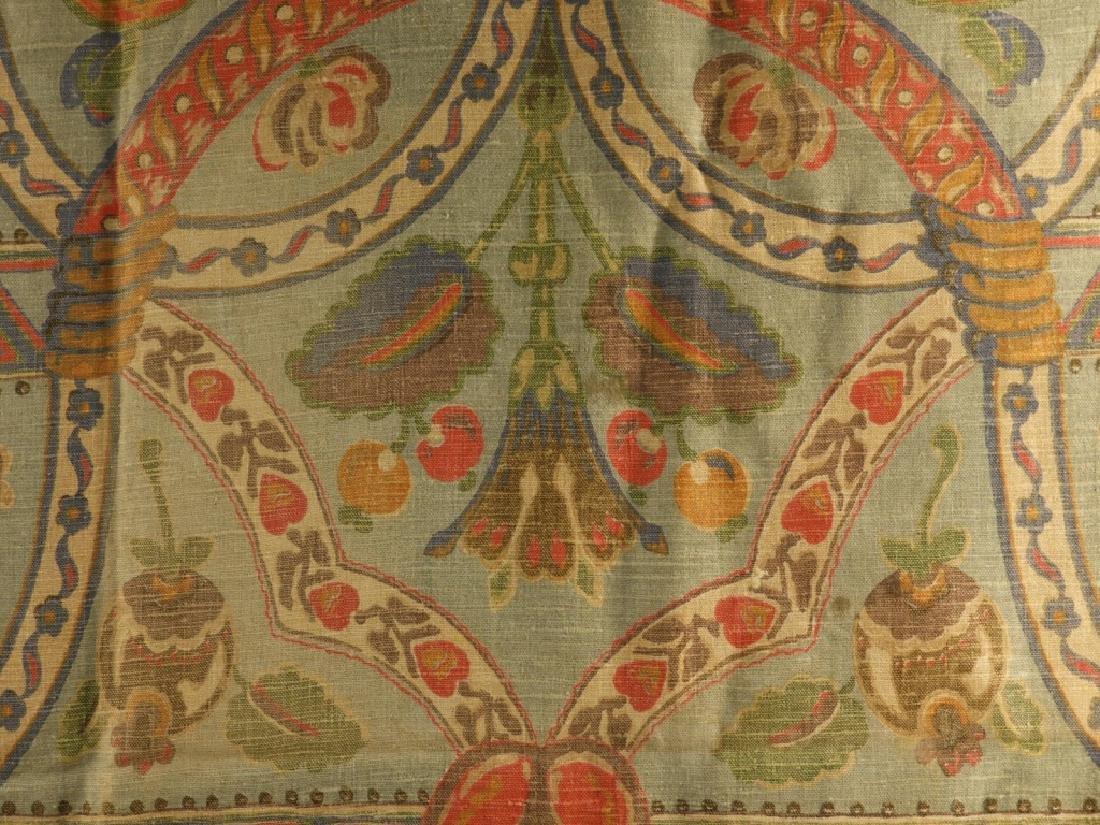 9 Vintage Design Rubidoux Fenway Linen Drapes - 3
