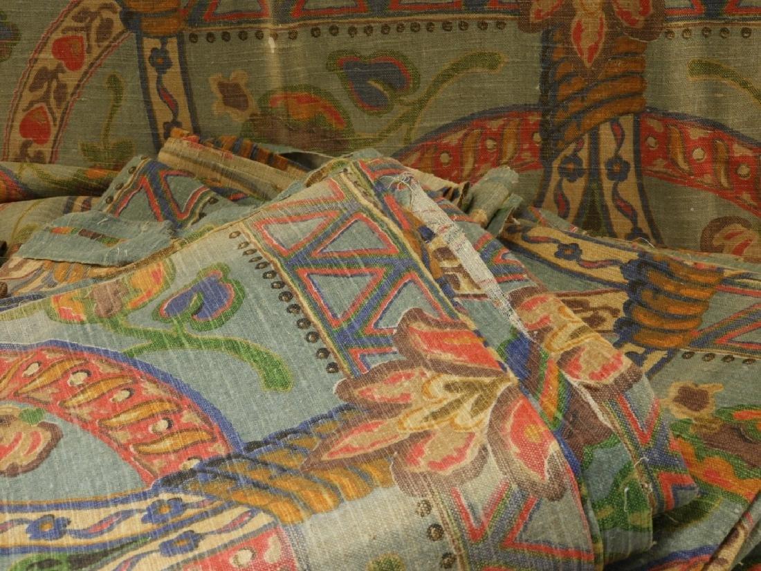 9 Vintage Design Rubidoux Fenway Linen Drapes - 4