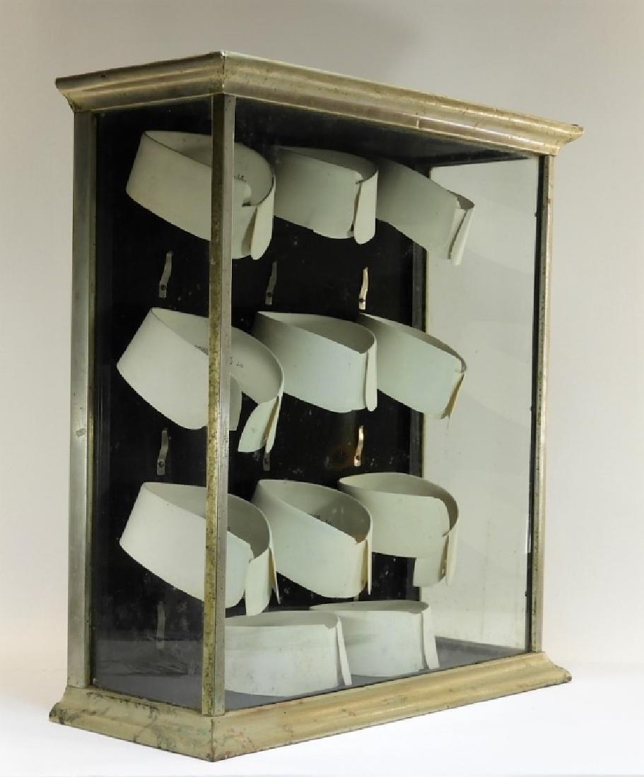 C.1900 Victorian Collar Haberdashery Store Display - 5