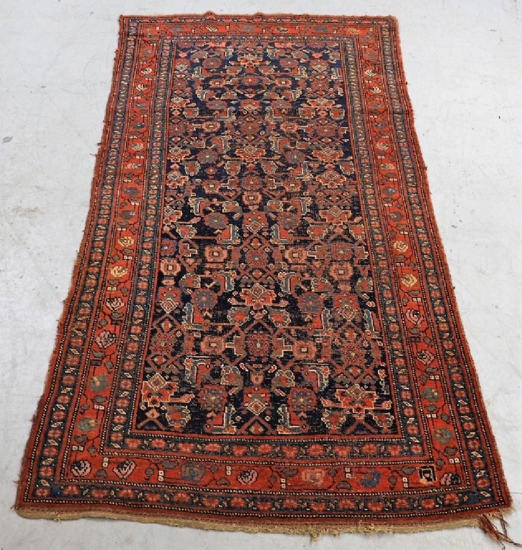 Middle Eastern Persian Kazak Carpet Rug Runner