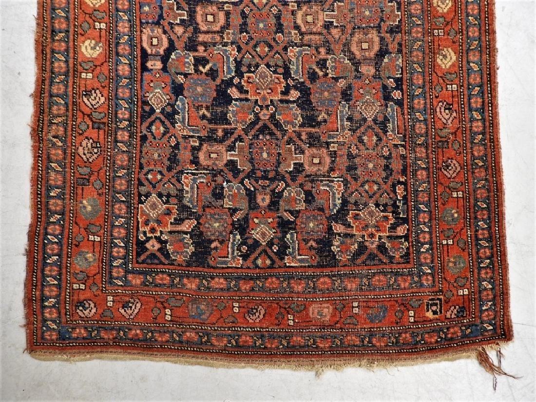 Middle Eastern Persian Kazak Carpet Rug Runner - 2