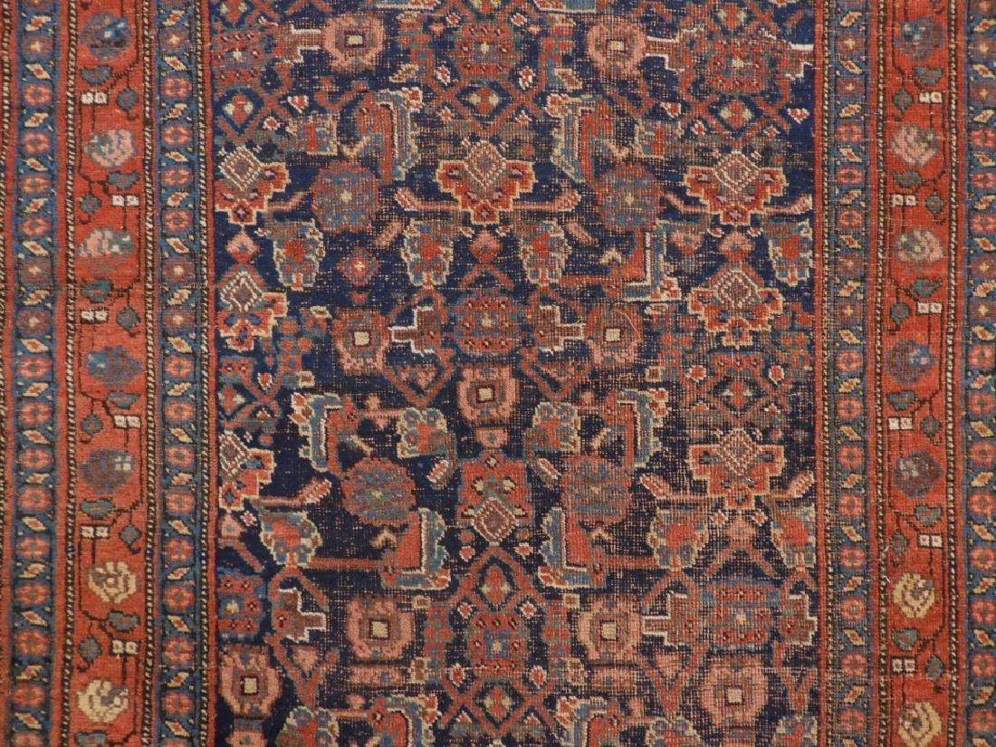 Middle Eastern Persian Kazak Carpet Rug Runner - 3