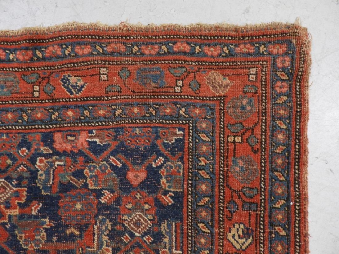 Middle Eastern Persian Kazak Carpet Rug Runner - 4