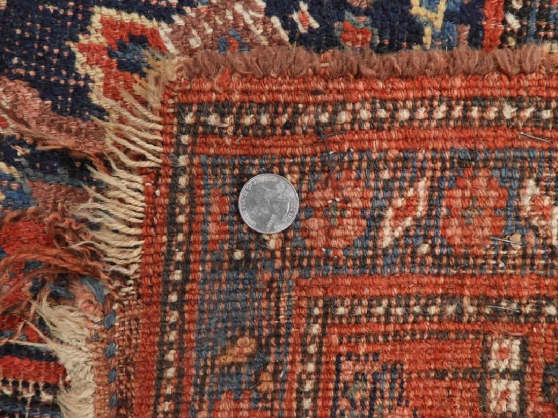 Middle Eastern Persian Kazak Carpet Rug Runner - 6