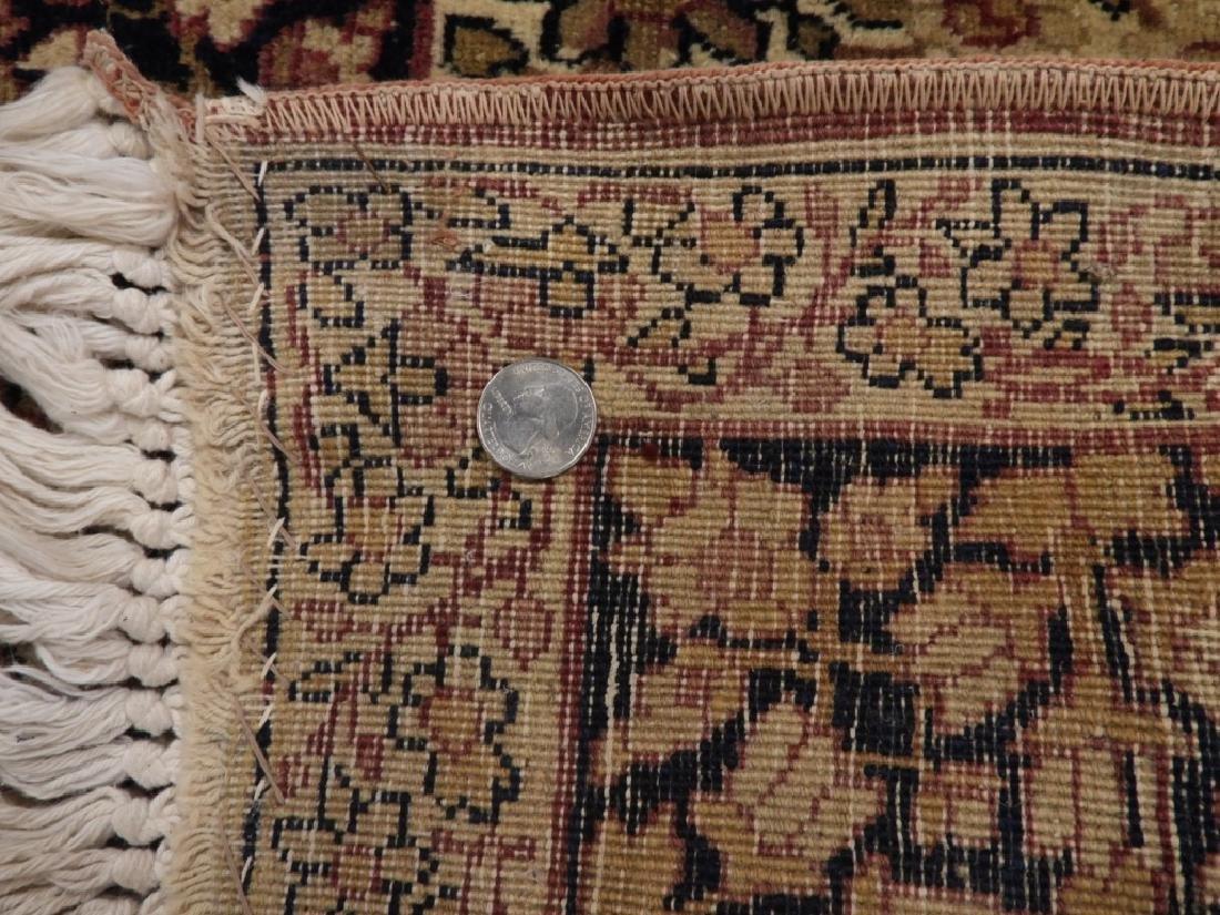Persian Lavar Kerman Rug Carpet - 10