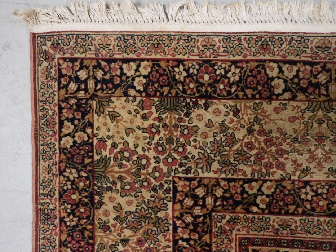 Persian Lavar Kerman Rug Carpet - 4