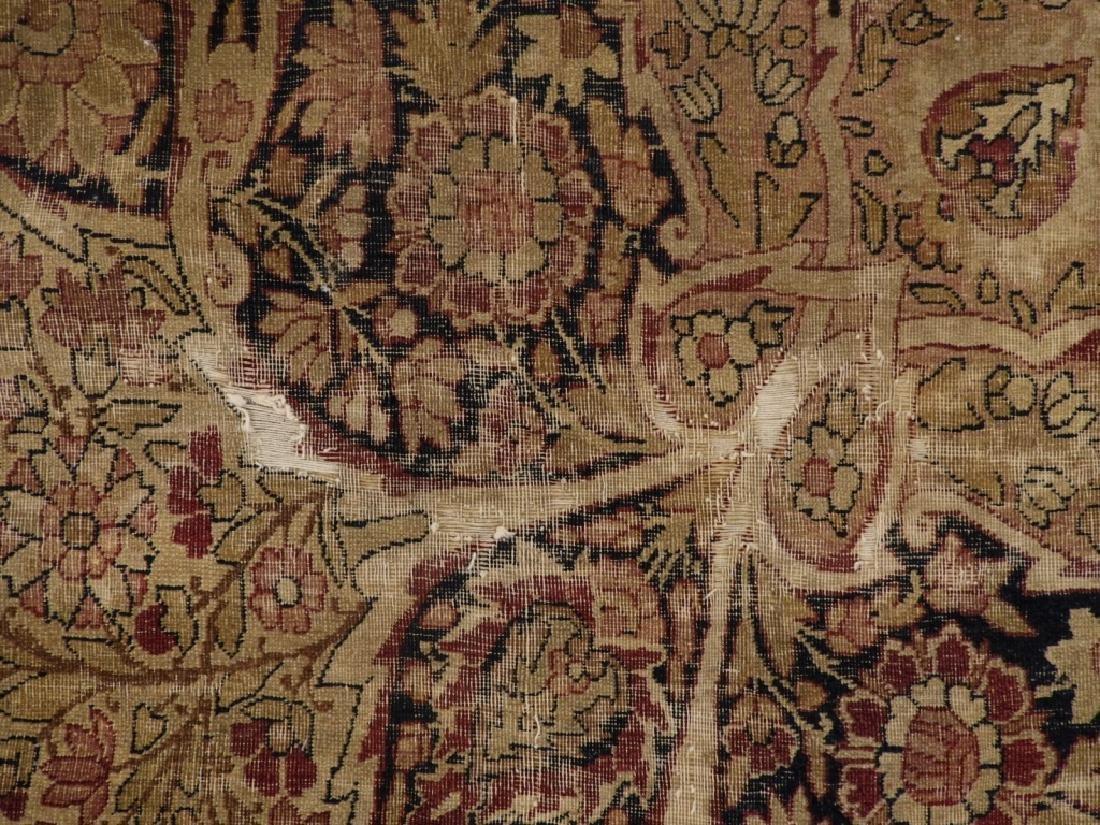 Persian Lavar Kerman Rug Carpet - 7