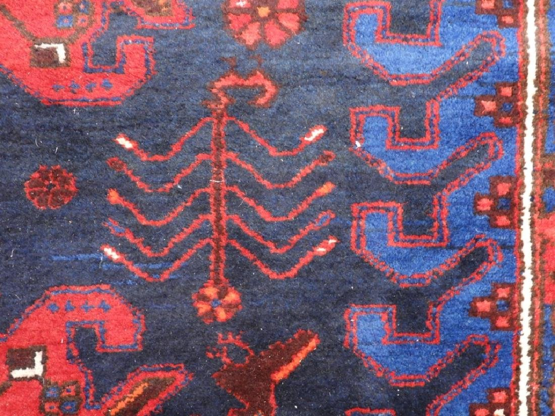Persian Oriental Serband Carpet Rug Runner - 5